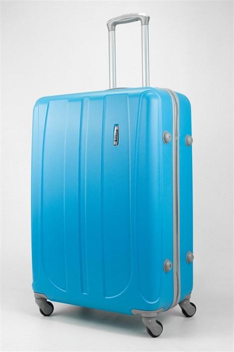 Чемодан большой ABS Kaivel голубой - фото 31984