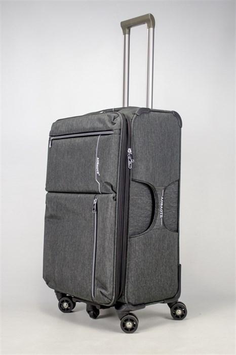 Чемодан текстильный большой Aobaote TSA замок - фото 36414