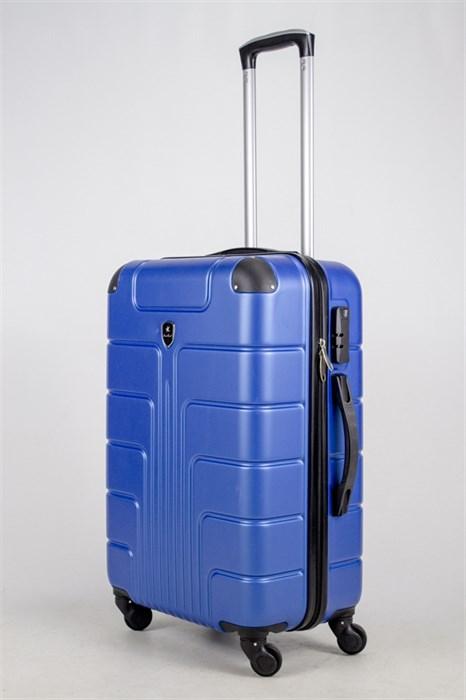 Чемодан средний ABS SmartTravel ярко-синий (ч) - фото 37506