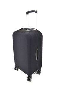 Чехол для чемодана маленький черный