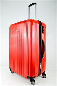 Чемодан большой ABS NL красный