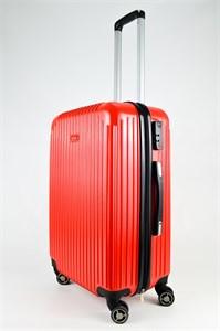 Чемодан средний ABS NL красный