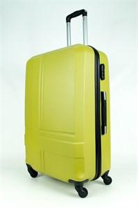 Чемодан большой PC+ABS MAGGIE N4 оливковый