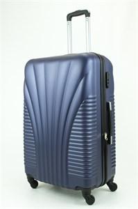 Чемодан большой PC+ABS Maggie N5 темно-синий