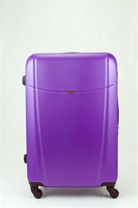 Чемодан пластиковый  01245