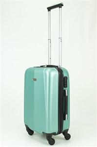 Чемодан маленький PC+ABS MAGGIE N2 серо-голубой
