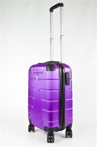 Чемодан пластиковый 00022-У (уценка)
