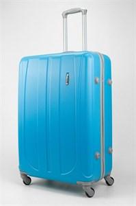 Чемодан большой ABS Kaivel голубой