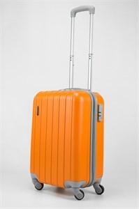 Чемодан маленький ABS Deybaul оранжевый
