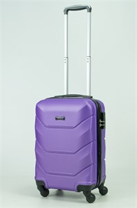 Чемодан маленький ABS Freedom фиолетовый (Ч)
