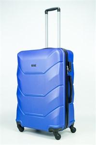 Чемодан большой ABS Freedom синий (Ч)