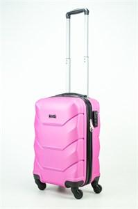 Чемодан маленький ABS Freedom розовый (Ч)