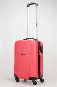 Чемодан маленький ABS TT (буква Н) красный