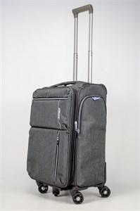 Чемодан текстильный средний Aobaote TSA замок