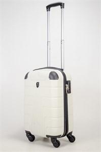 Чемодан маленький ABS Smart Travel белый