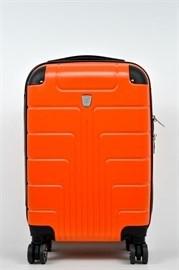 Чемодан маленький PC оранжевый (уценка)