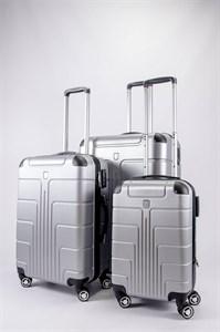 Комплект чемоданов из поликарбоната (PC)