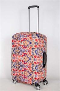 """Чехол для среднего чемодана """"ковровые узоры"""" 13404"""