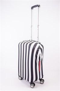"""Чехол для маленького чемодана """"зебра"""" 13539"""