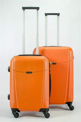 Hello Maggie: чемоданы из ABS-пластика на любой случай