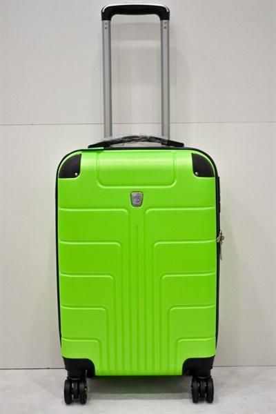 Чемодан маленький PC зеленый кислотно - фото 14560