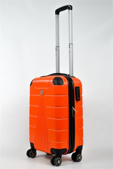 Чемодан маленький PC оранжевый - фото 20275