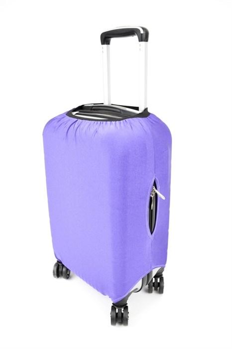 Чехол большой фиолетовый - фото 21095