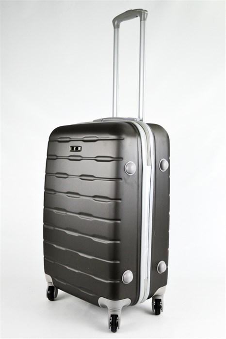 Чемодан средний ABS Top Travel коричневый - фото 21204