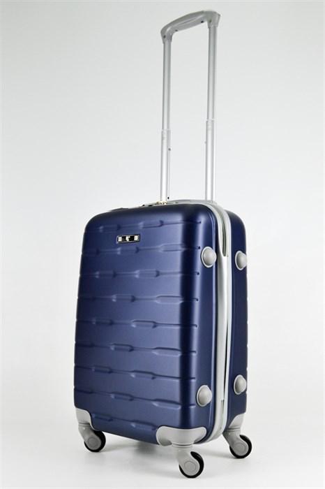 Чемодан маленький ABS Journey (слиток) синий - фото 23333