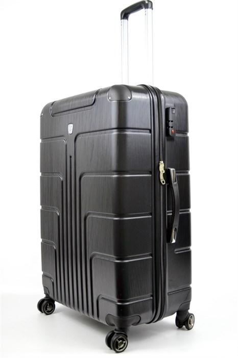 Чемодан большой PC черный - фото 28411