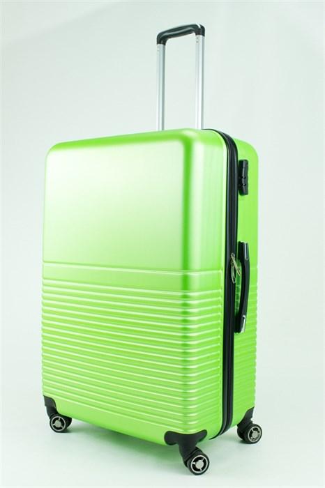 Чемодан большой PC NL2 зеленый - фото 30442