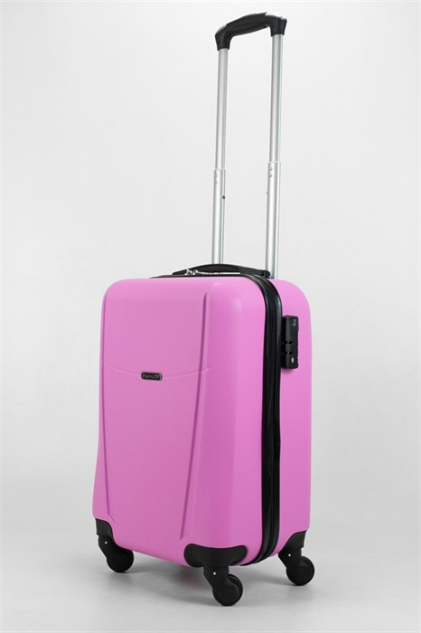 Чемодан маленький ABS Passion розовый (Ч) - фото 32587
