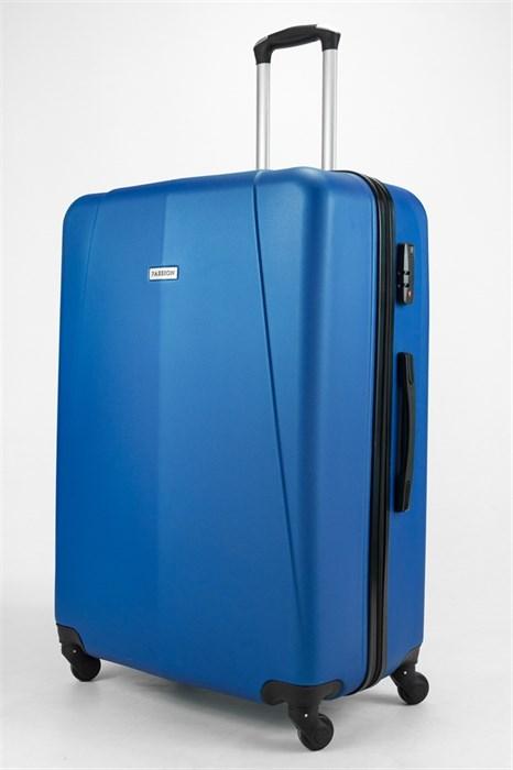 Чемодан большой ABS Passion синий - фото 32878
