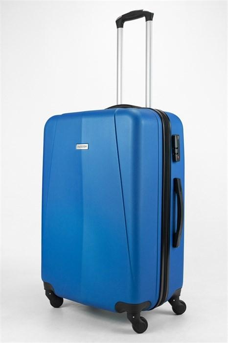 Чемодан средний ABS Passion синий - фото 33039
