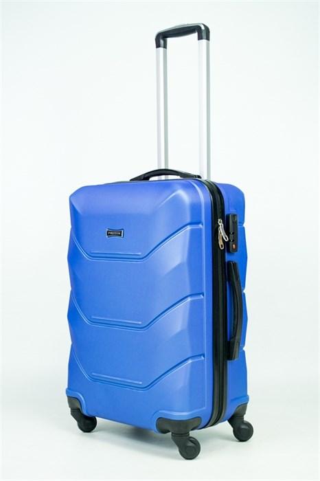 Чемодан средний ABS Freedom синий (Ч) - фото 34509