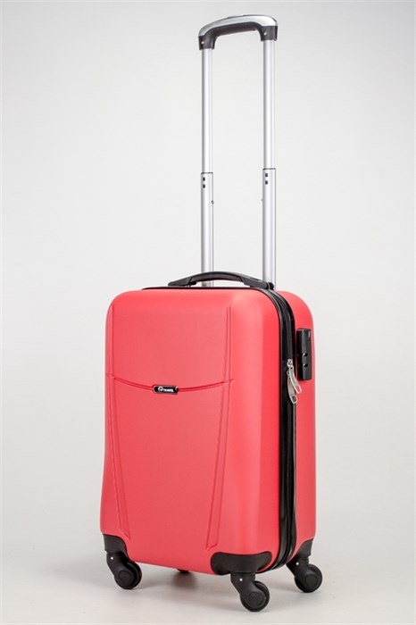 Чемодан маленький ABS TT (буква Н) красный - фото 36260