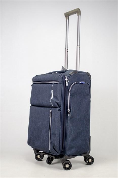 Чемодан текстильный средний Aobaote TSA замок - фото 36408