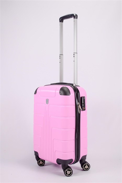 Чемодан маленький PC розовый - фото 52321