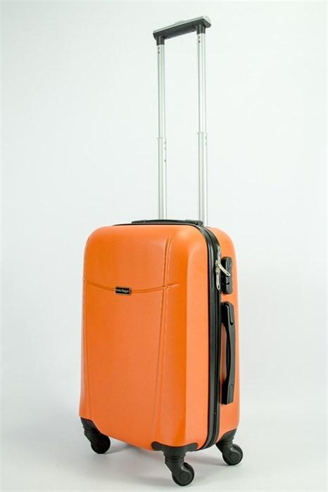 Чемодан маленький ABS Maggie Н оранжевый - фото 54795