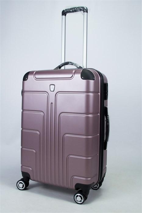 Чемодан средний PC пыльно-фиолетовый - фото 55638