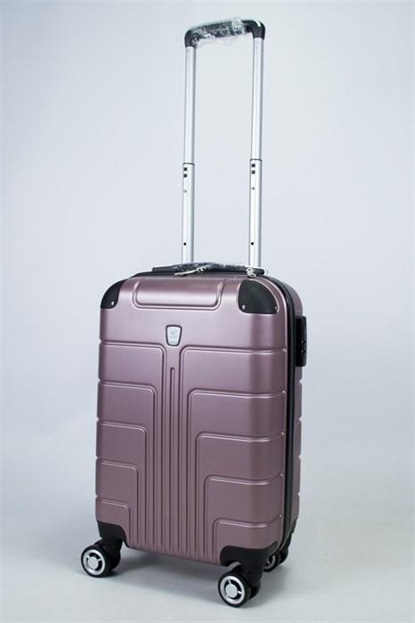 Чемодан маленький PC пыльно-фиолетовый - фото 55645