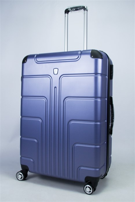 Чемодан большой PC фиолетово-синий - фото 55665