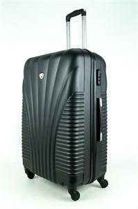 Чемодан большой PC+ABS Maggie N3 черный