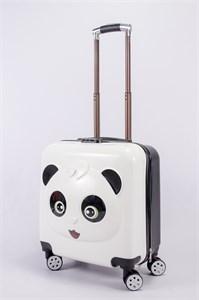 """Детский чемодан с объемным рисунком """"Панда"""" PC"""