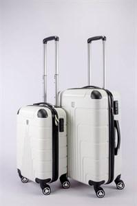 Комплект чемоданов из поликарбоната (PC) M+S