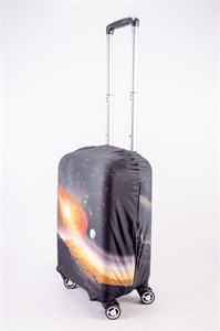 """Чехол для маленького чемодана """"планеты"""" 13533"""