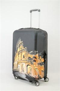 """Чехол для среднего чемодана """"колизей"""" 13630"""