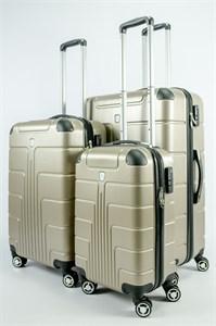 Комплект чемоданов из поликарбоната (PC) L+M+S