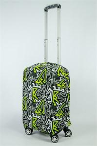 """Чехол для маленького чемодана """"молодежный"""" 13889"""