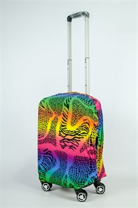"Чехол для маленького чемодана ""сафари"" 13890"